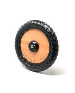 Kinderfeets Classic Balance Bike Wheel with ball bearing BAMBOO Replacement Part